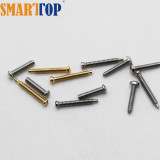 100pcs  LENS SCREW Long Screw Eyeglass Repair kit  Eyewear Lens Screw for Eyeglasses Glasses Sunglasses (12-2014105)