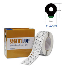 SMARTTOP  LES Blcoking PADS Lens Edging Pads (TL-A08S 18X23MM)