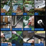 The Ultimate Survival Tool 23-in-1 Multi-Purpose Folding Shovel