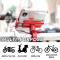 Bicycle MTB Handlebar Aluminum Phone GPS Holder