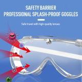 Fully Closed Anti-spitting Splash Goggles