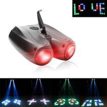 Disco Light 20W 128 LED RGBW Double Head