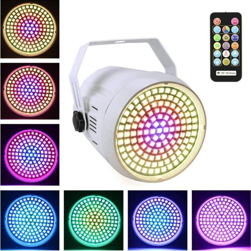 91 Pcs LED Auto Control Stage Light