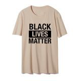 BLACK LIVES MATTER T-SHIRT (TIME FOR CHANGE!)