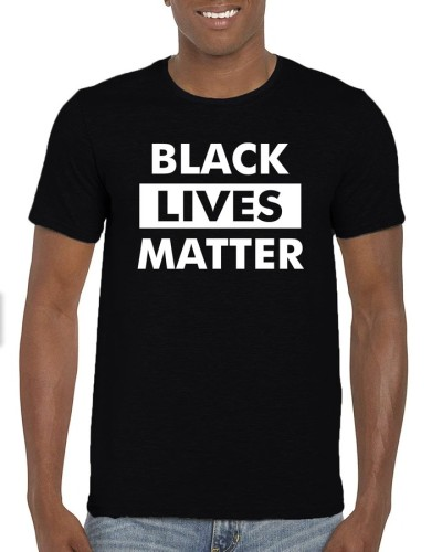 BLACK LIVES MATTER T-SHIRT (TIME FOR CHANGE!)