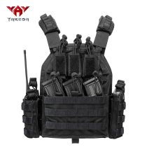 Yakeda Tactical Vest Outdoor Vest, Army Fans Outdoor Vest Cs Game Vest,expand Training Field Equipment