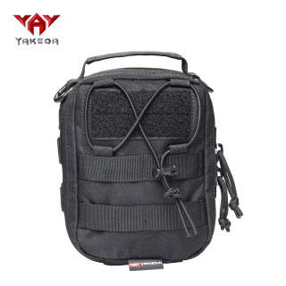 YAKEDA Outdoor sports tactics medical field survival emergency kit 900D -TL038