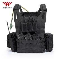 Army Fans Outdoor Vest Cs Game Vest Special Police SWAT Tactical Vest  Forces Combat Training Vest