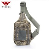YAKEDA Nylon Tactical sling bag Cross Body Gun Backpack design for handgun move quickly-KF-083