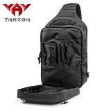 YAKEDA Nylon Tactical sling bag Cross Body Gun Backpack design for handgun move quickly-KF-088