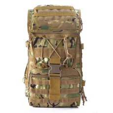 2019 Outdoor Sports Hiking Camping Bag 45L Large Capacity Waterproof Camouflage Backpack Mountain Bag for Men YaKeda Brand