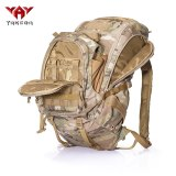YAKEDA Outdoor Tactical Backpack Military Assault Pack Army Molle Backpack 1000D Nylon Daypack Rucksack Bag for Camping Hiking