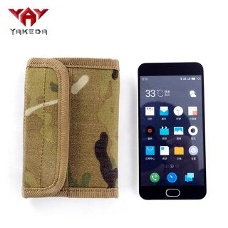Outdoor Advanced Tactical Wallet,Card Case Purse, Credit Card Protector,  Purse, Notecase