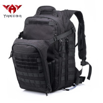 2019 Hot Military Tactical Backpack Hiking Camping Bag YaKeda Brand Large Capacity Outdoor Sports Waterproof Camouflage Bag