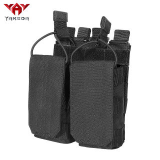 YAKEDA Tactical Outdoor Rifle Double Magazine Bag