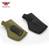 Yakeda CS Durable Pistol Tactical Concealed Carry Hand Gun Clip Holster Pouch for Outdoor Hunting