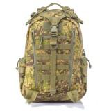yakeda pvc foldable sports waterproof rucksack hiking military molle outdoor picnic bag