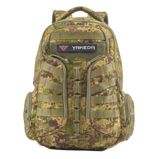 yakeda school camping outdoor adventure assault washable military style hiking backpack
