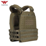 YAKEDA Weighted Vest For crossfitness Sports Gym equipment gilet crossfit Weight Steel Plate For Vest