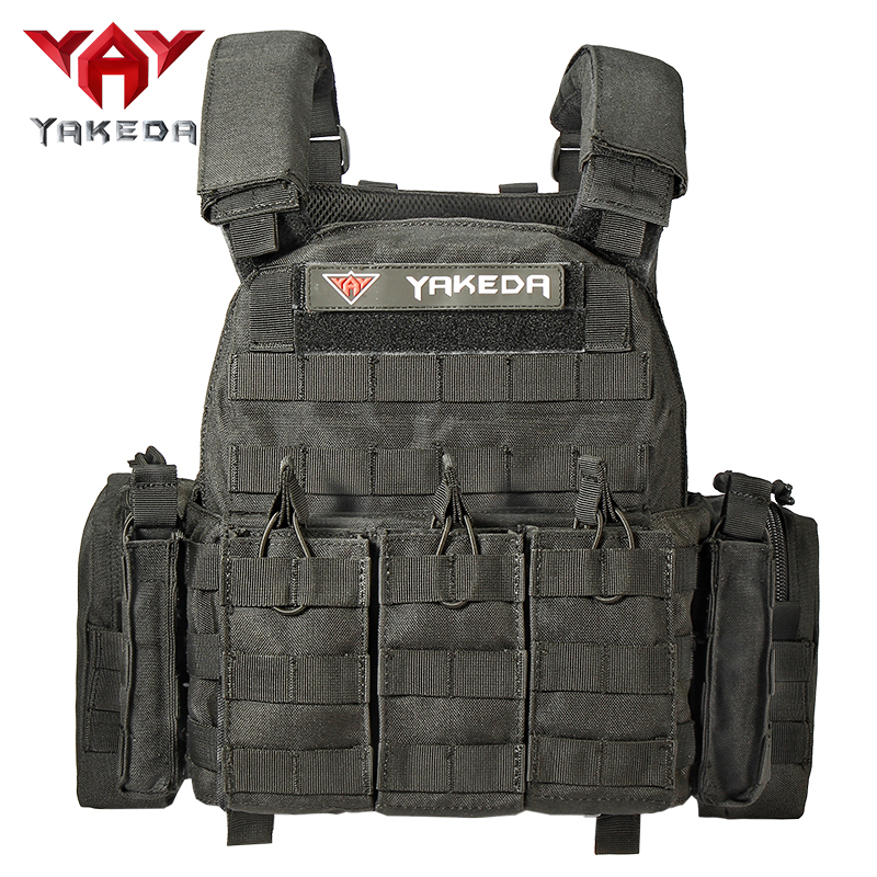 Yakeda JPC vests ballistic plate carrier MOLLE other police hunting military tactical bullet proof vest chalecos antibalas