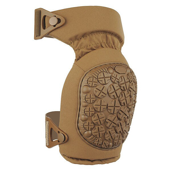 Mud rubber cap outdoor military knee pads