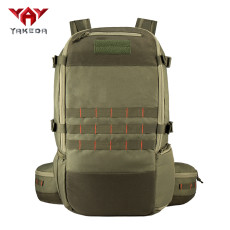 YAKEDA Polyester Fabric Belt Tactical Military Outdoor Carrying Guns Backpack