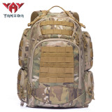 Yakeda outdoor equipment backpack all terrain camouflage multicam army fan bag water repellent tactical backpack