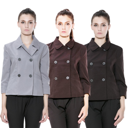 REX UNION Ladies Short Jackets Womens Blazer