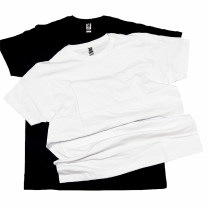 ROLY Mens Short Sleeves Round Neck T Shirts