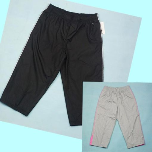 DANSKIN NOW Ladies Capri Track Pants