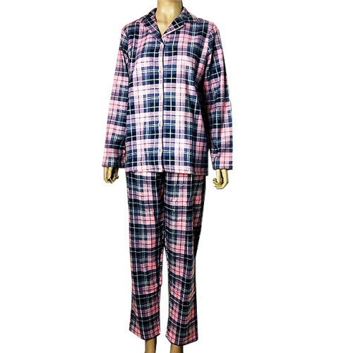 BIG W Womens Cotton Fleece Cotton Pajama Sets