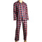 BIG W Mens Fleece Flannel Pajama Suits Sleepwear