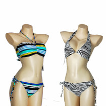 INGEAR Ladies Polyamide Bikini Swimsuits with Detachable Bra Pads