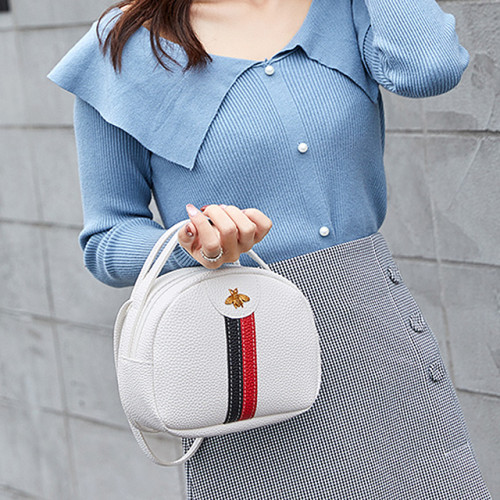 Crossbody Shoulder Zipper Handbags for Ladies and Girls