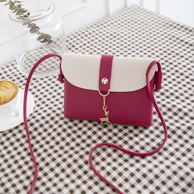 Girls Shoulder PU Mini Fashion Handbags