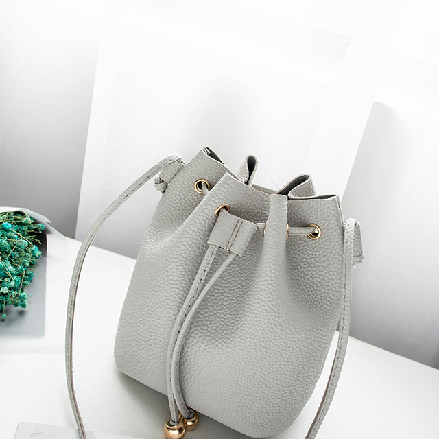 Girls PU Leather Shoulder Fashion Handbags
