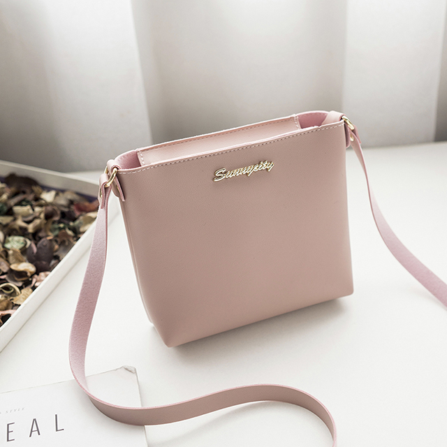 Shoulder Zipper Messenger Handbags for Ladies and Girls