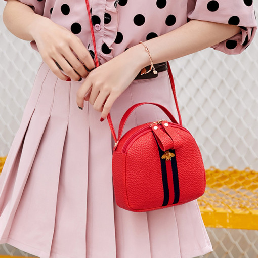 Designer Fashion Leather Mini Handbags for Women and Girls