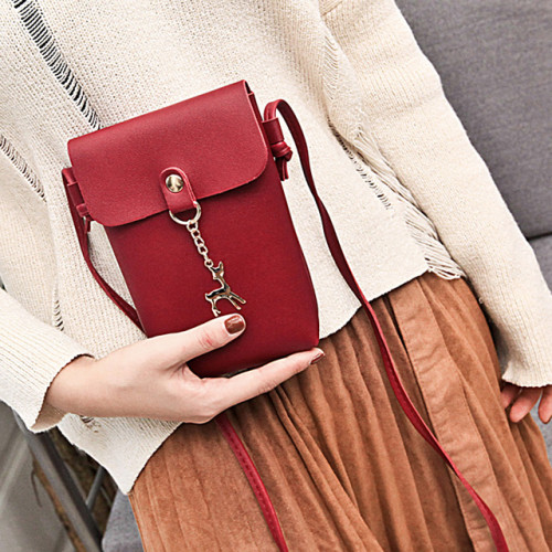 Mini Shoulder PU Messenger Handbags