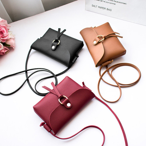 Girls Mini Crossbody PU Leather Handbags