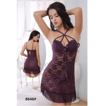 Ladies Polyamide Underwear Sexy Transparent Babydolls Lingerie Suits
