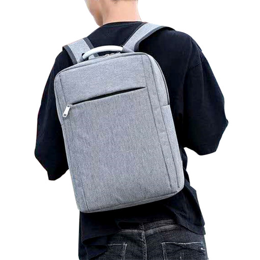 Travelling Casual Laptop Backpacks with USB Interface