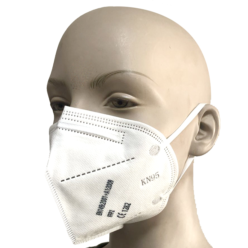 Civil Particulate Respirator KN95 N95 FFP2 Anti Bacteria Face Masks