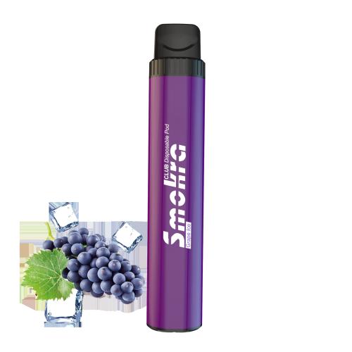 CLUB Grape Ice 2000puffs