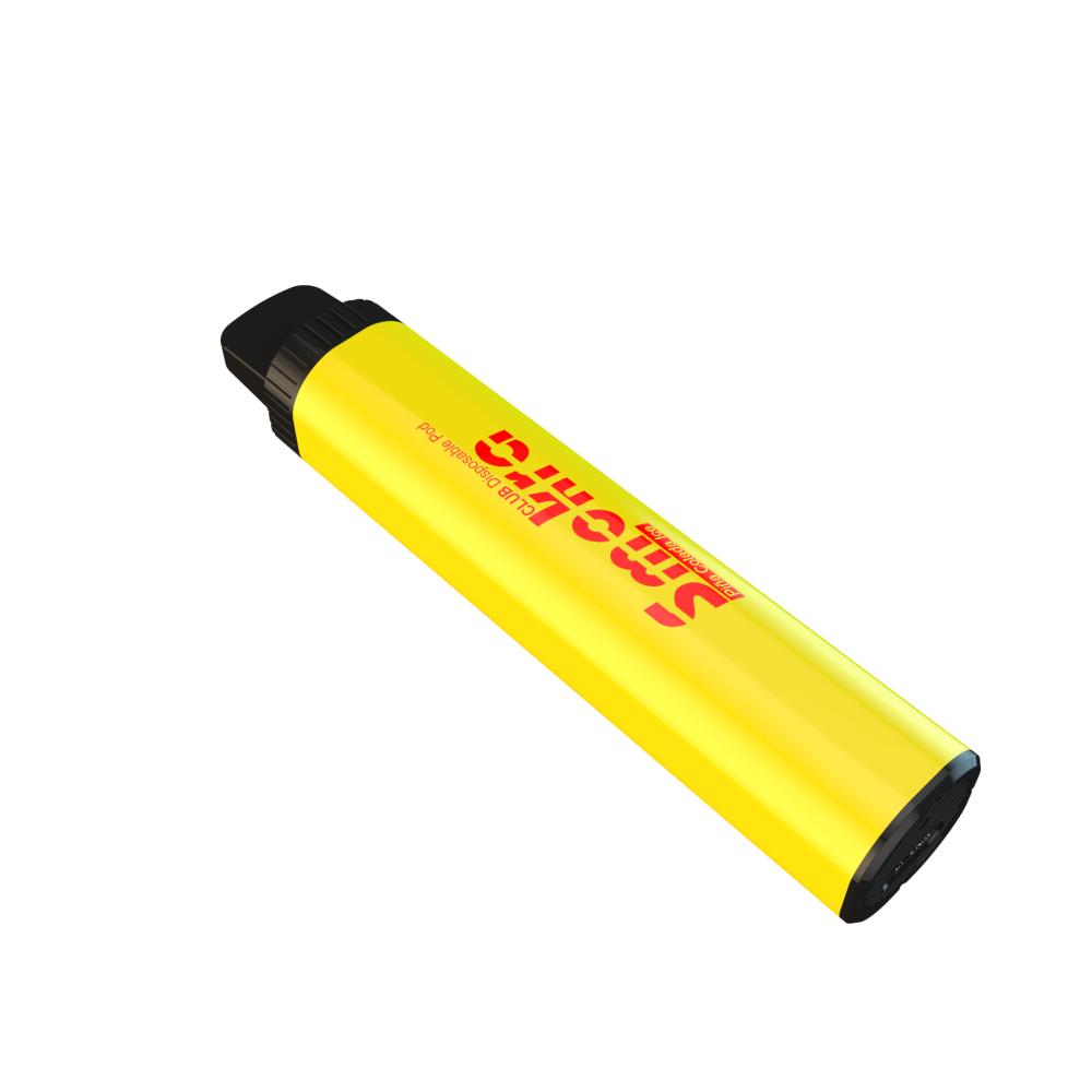 Smokra CLUB Disposable Vape Device Pod 2000PUFFS