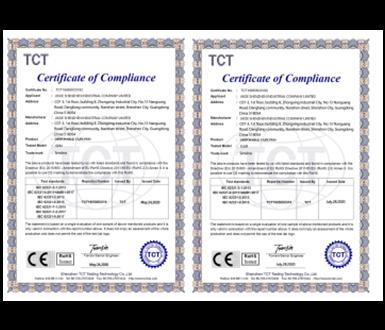 Smokra Certification