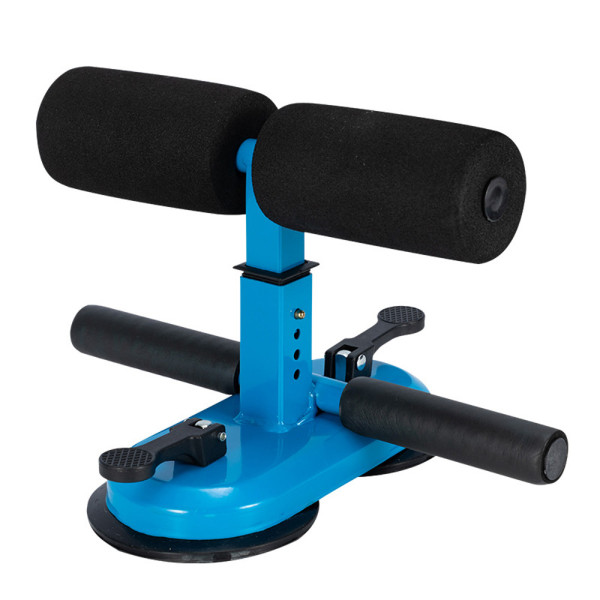 Upgraded Sit-up Equipment with 2 Suction Cups and 4 Positions of Muscle Fitness Abdominal Device Suitable for Home Travel