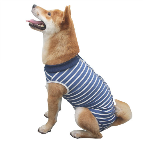 New pet sterilization surgical clothing high elastic breathable dogs four-foot nursing clothes after weaning and sterilization