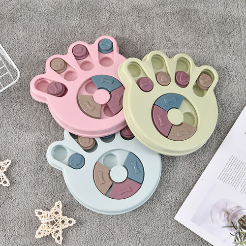 Pet Supplies Dogs Eating Educational Toys Treasure Hunting Leaking Fun Fun Food Training Slow Food Toys
