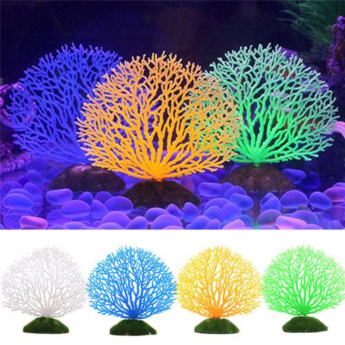 Aquarium Decor Fish Tank Decoration Ornament Coral AD-1200